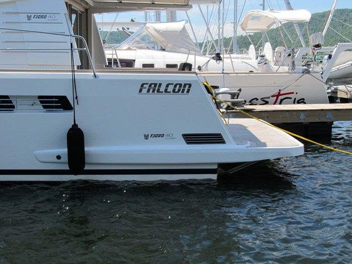 2009 Fjord 40 Cruiser Photo 6 sur 59