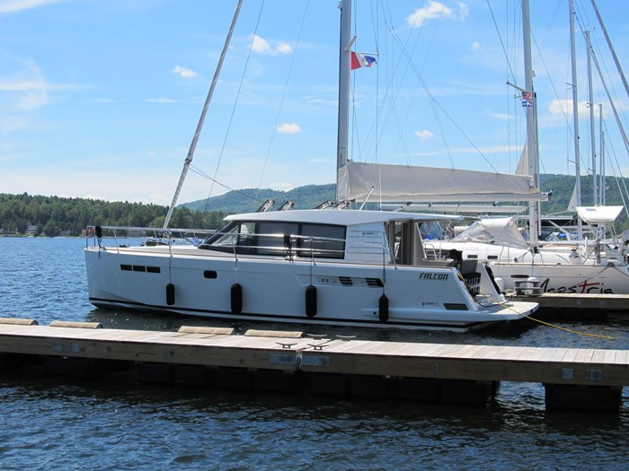 2009 Fjord 40 Cruiser Photo 2 sur 59