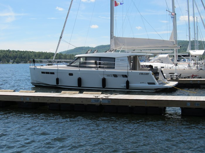 2009 Fjord 40 Cruiser Photo 3 sur 59