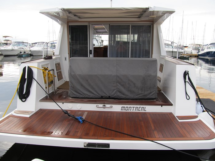 2009 Fjord 40 Cruiser Photo 8 sur 59