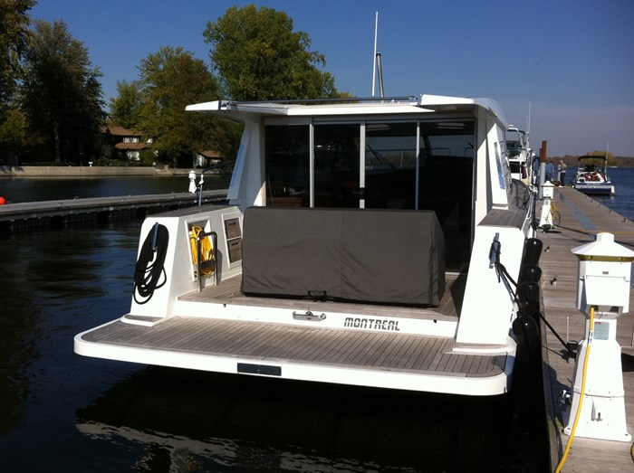 2009 Fjord 40 Cruiser Photo 9 sur 59