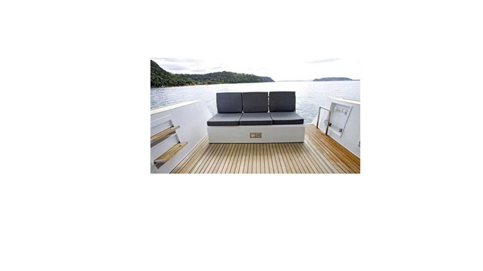2009 Fjord 40 Cruiser Photo 53 sur 59