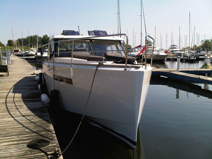 2009 Fjord 40 Cruiser Photo 13 sur 59