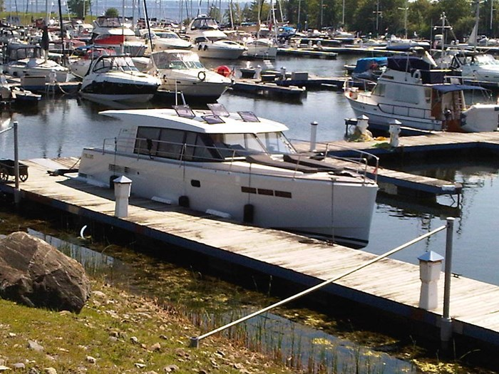 2009 Fjord 40 Cruiser Photo 14 sur 59