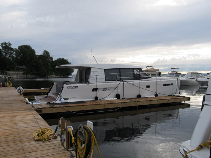 2009 Fjord 40 Cruiser Photo 18 sur 59