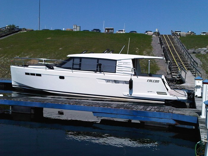 2009 Fjord 40 Cruiser Photo 19 sur 59