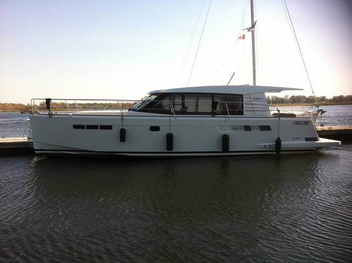 2009 Fjord 40 Cruiser Photo 20 sur 59