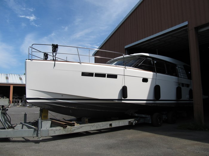 2009 Fjord 40 Cruiser Photo 21 sur 59