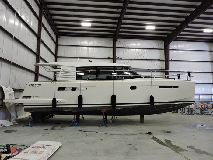 2009 Fjord 40 Cruiser Photo 1 sur 59
