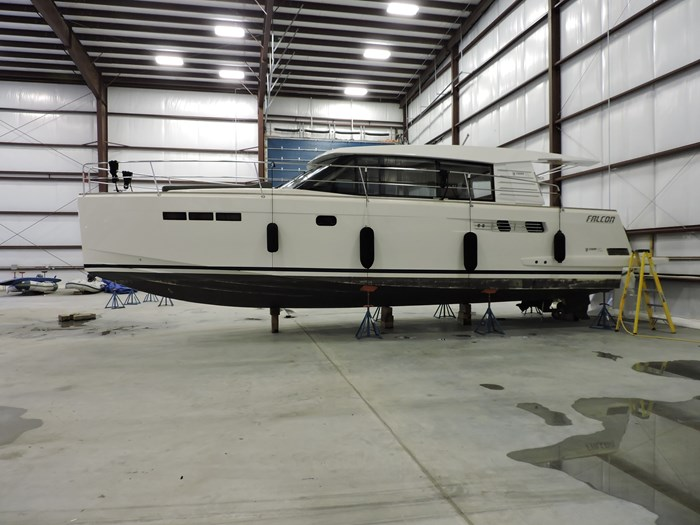 2009 Fjord 40 Cruiser Photo 23 sur 59