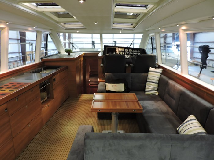 2009 Fjord 40 Cruiser Photo 26 sur 59