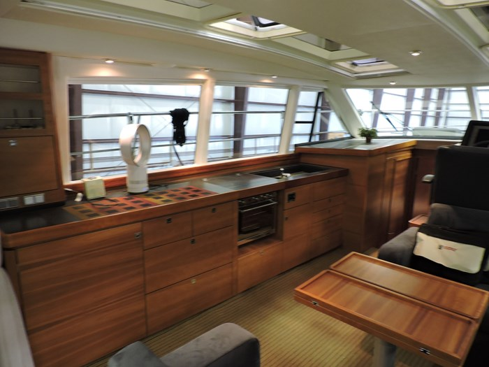 2009 Fjord 40 Cruiser Photo 27 sur 59