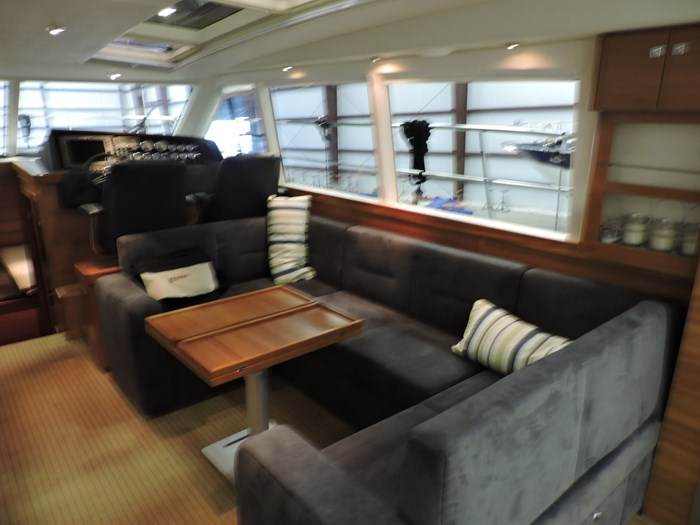 2009 Fjord 40 Cruiser Photo 28 sur 59
