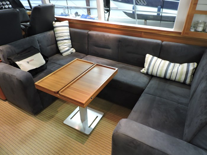 2009 Fjord 40 Cruiser Photo 34 sur 59