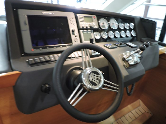 2009 Fjord 40 Cruiser Photo 37 sur 59