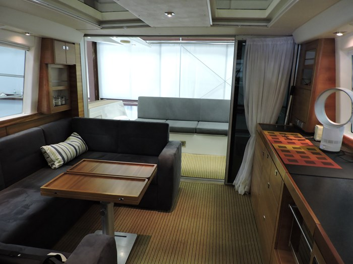 2009 Fjord 40 Cruiser Photo 38 sur 59