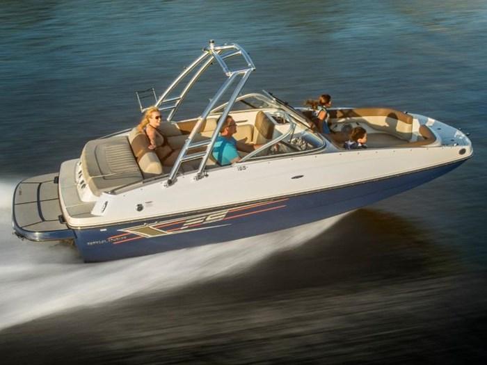 2018 Bayliner 195 Deck Boat Photo 1 of 3