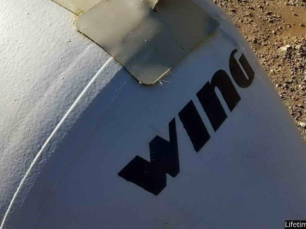 2002 Zodiac Hurricane H1000 LRI Photo 45 sur 46