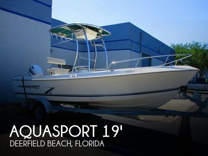 2000 Aquasport 200 Osprey Photo 1 sur 20