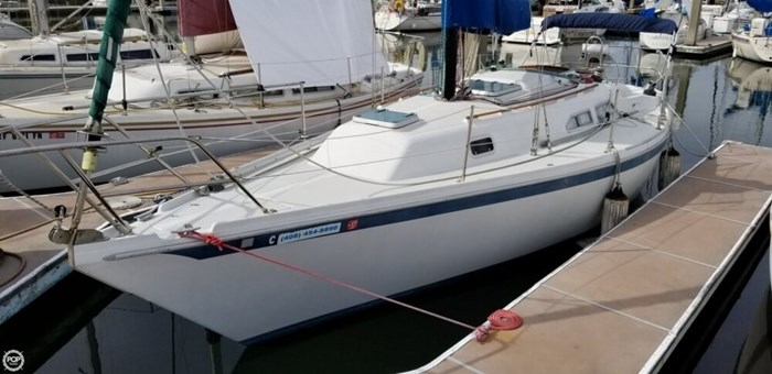 1985 Ericson Yachts 30 Plus Photo 13 of 20