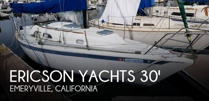 1985 Ericson Yachts 30 Plus Photo 1 of 20