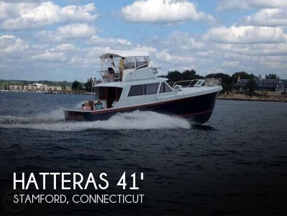 1969 Hatteras Convertible Photo 1 of 20