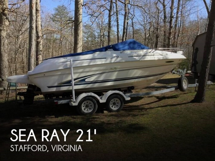 2000 Sea Ray 215 Express Cruiser Photo 1 of 20