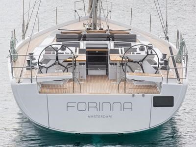 2020 Hanse Yachts 588 Photo 3 sur 31
