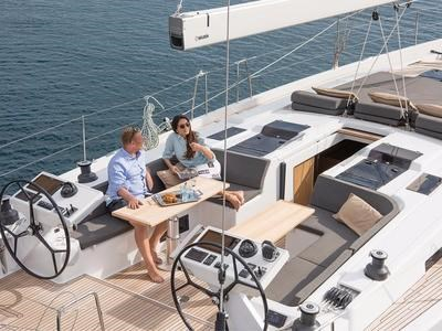 2021 Hanse Yachts 588 Photo 6 sur 31