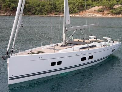 2020 Hanse Yachts 588 Photo 12 sur 31