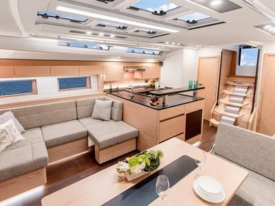 2020 Hanse Yachts 588 Photo 24 sur 31