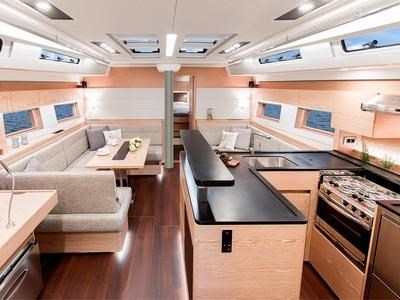 2020 Hanse Yachts 588 Photo 25 sur 31