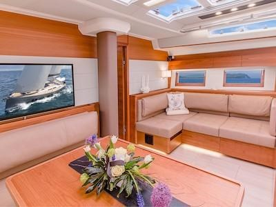 2020 Hanse Yachts 588 Photo 26 sur 31