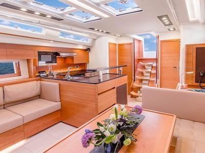 2021 Hanse Yachts 588 Photo 27 sur 31