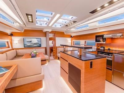 2020 Hanse Yachts 588 Photo 29 sur 31