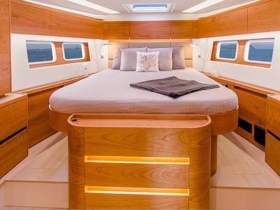 2021 Hanse Yachts 588 Photo 30 sur 31
