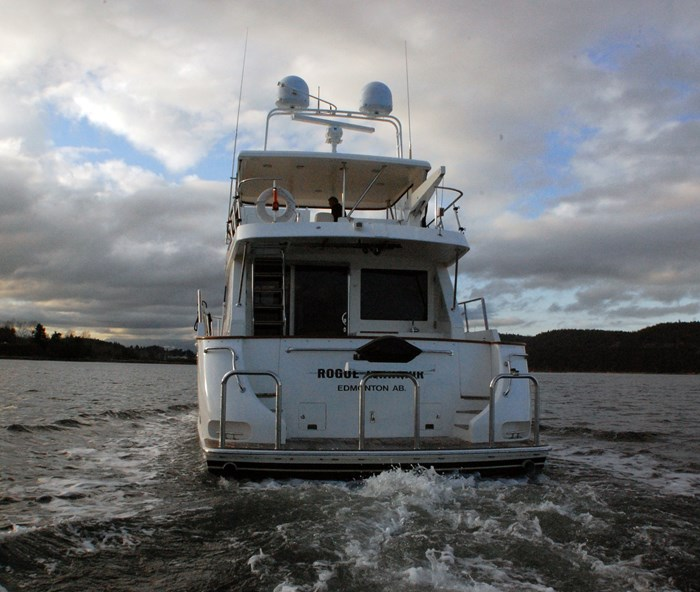 Ocean Alexander 58 Pilothouse 2005 Used Boat for Sale in Ladysmith, British  Columbia - BoatDealers ca