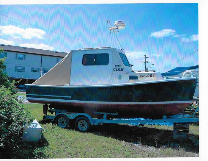 Sisu Lobster Boat 1986 Used Boat for Sale in Bowmanville, Ontario -  BoatDealers ca