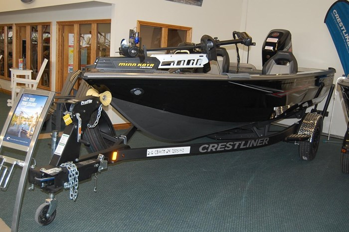 2018 Crestliner 1750 Bass Hawk Photo 1 sur 11
