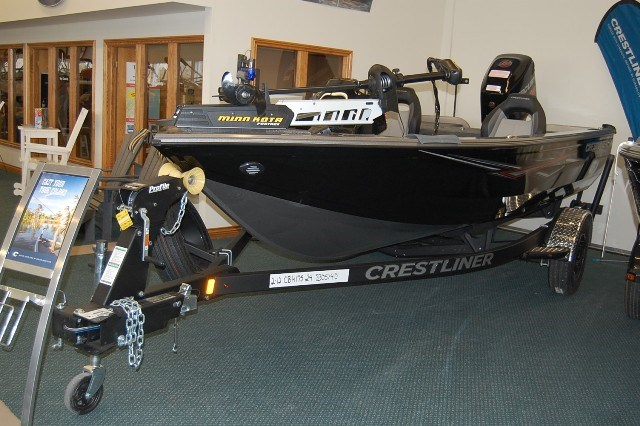 Crestliner 1750 Bass Hawk 2018 New Boat for Sale in Peterborough, Ontario -  BoatDealers ca