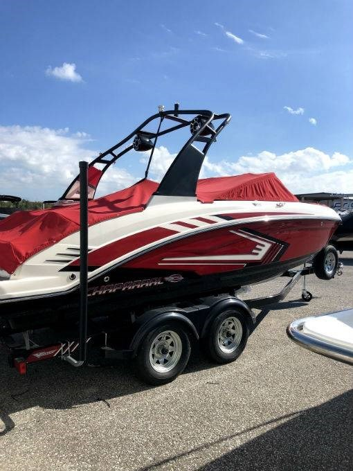 CHAPARRAL 223 VORTEX VRX 2018 New Boat for Sale in
