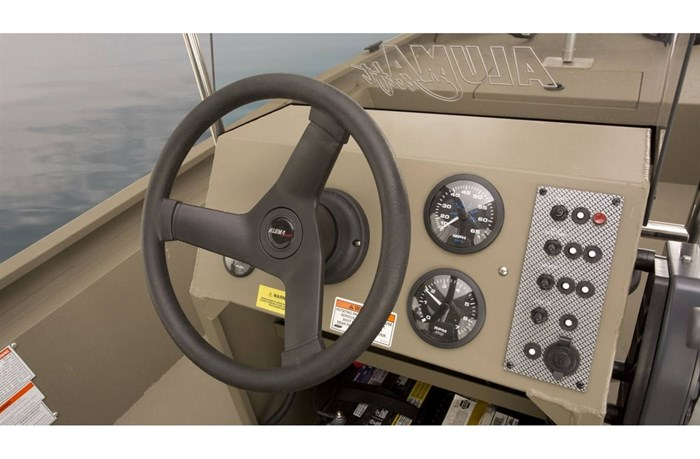 2018 Alumacraft MV1756 Center Console Photo 7 of 8