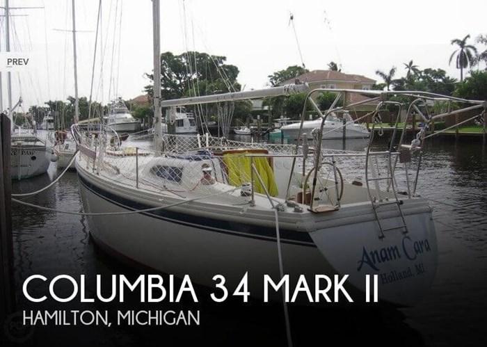 1971 Columbia 34 Mark II Photo 1 of 20