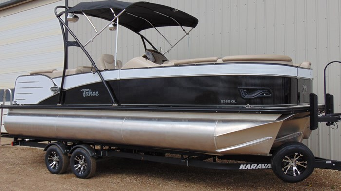 Boat Dealers Alberta >> Tahoe Pontoons Cascade 2385 Ql 2018 New Boat For Sale In Erskine Alberta Boatdealers Ca