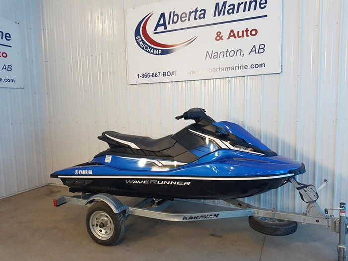 Yamaha EX Deluxe 2018 New Boat for Sale in Nanton, Alberta - BoatDealers ca