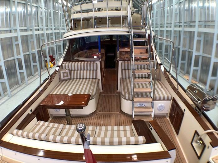 2008 San Juan 48 flybridge Photo 11 sur 65