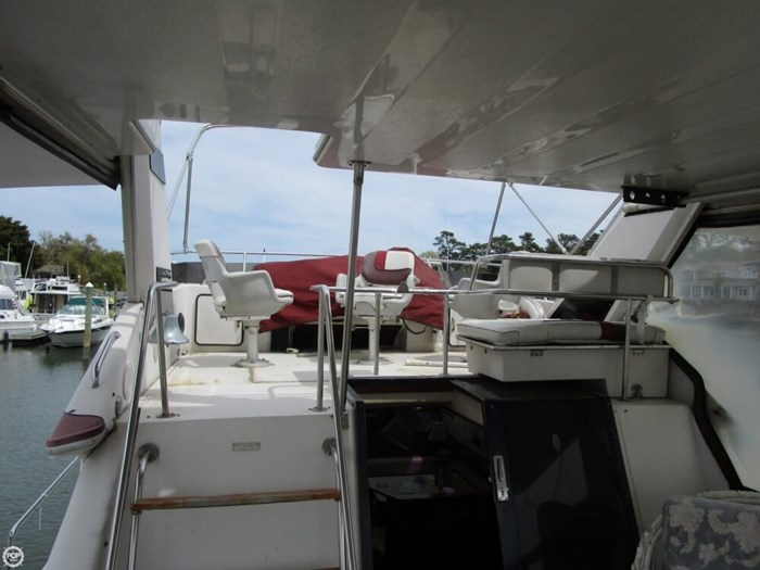1987 Sea Ray 410 Aft Cabin Photo 17 of 20
