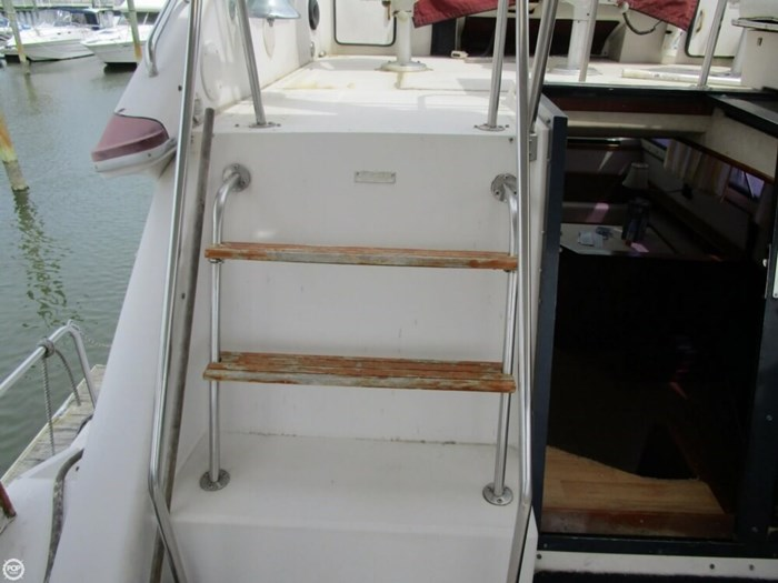 1987 Sea Ray 410 Aft Cabin Photo 18 of 20