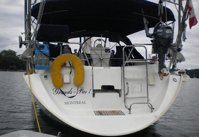 2000 Beneteau Oceanis 361 Photo 3 sur 52
