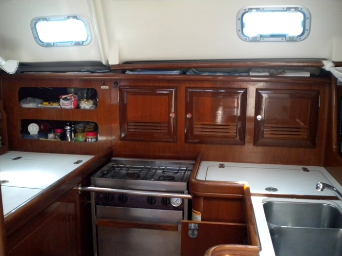 2000 Beneteau Oceanis 361 Photo 17 sur 52